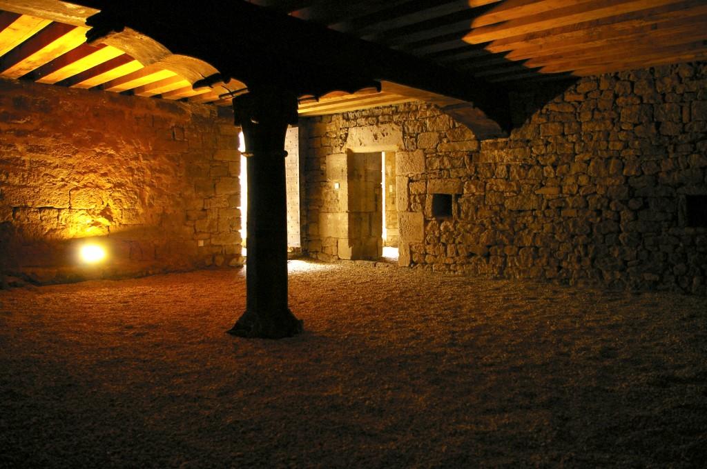 Cave voutée classée - Maison Belime